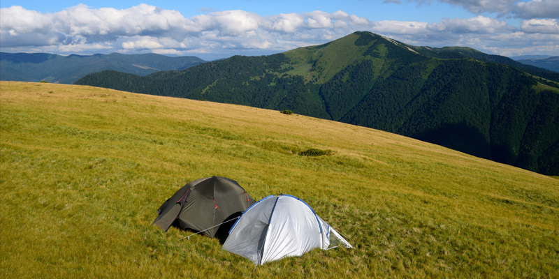 C&ing tent & Top Confessions of Planning Disasters in Monsoon Camping - Family Tent