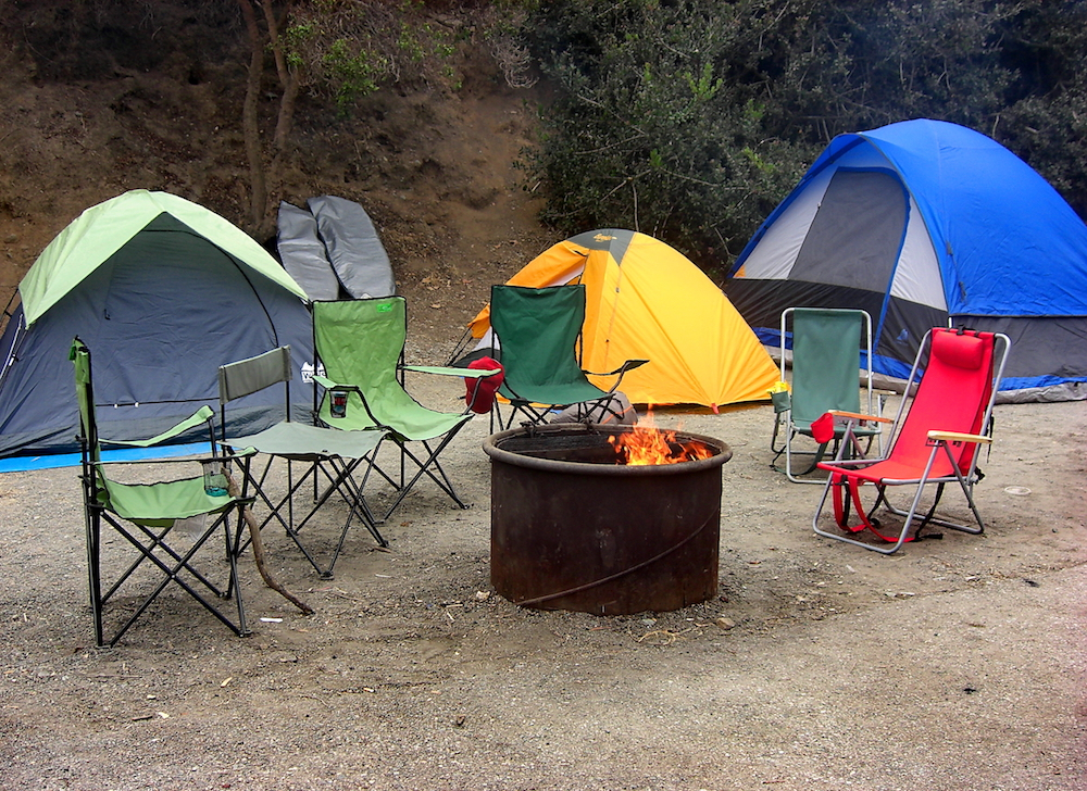 All About Tents and Ways to Keep It Warm