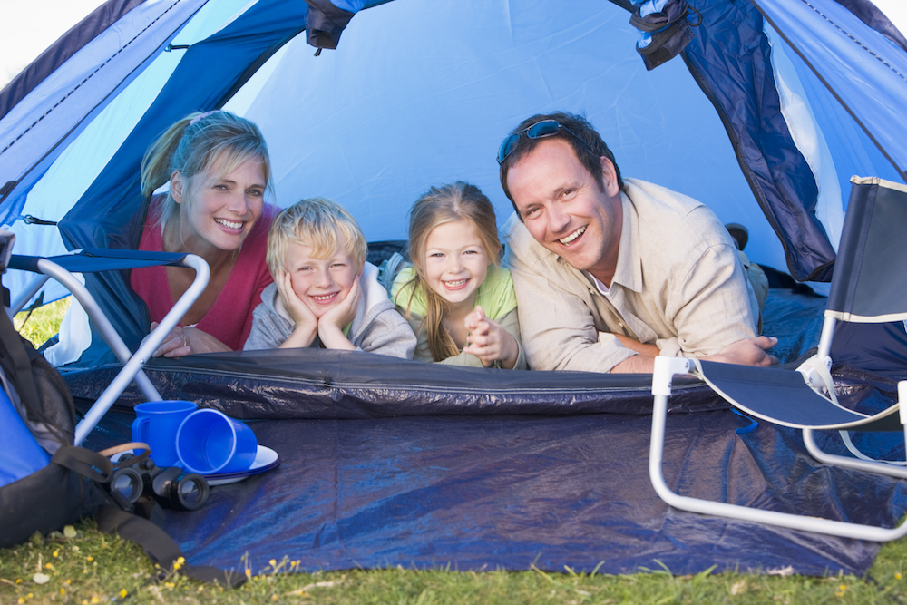 How To Make Tent Camping Easier Family Tent