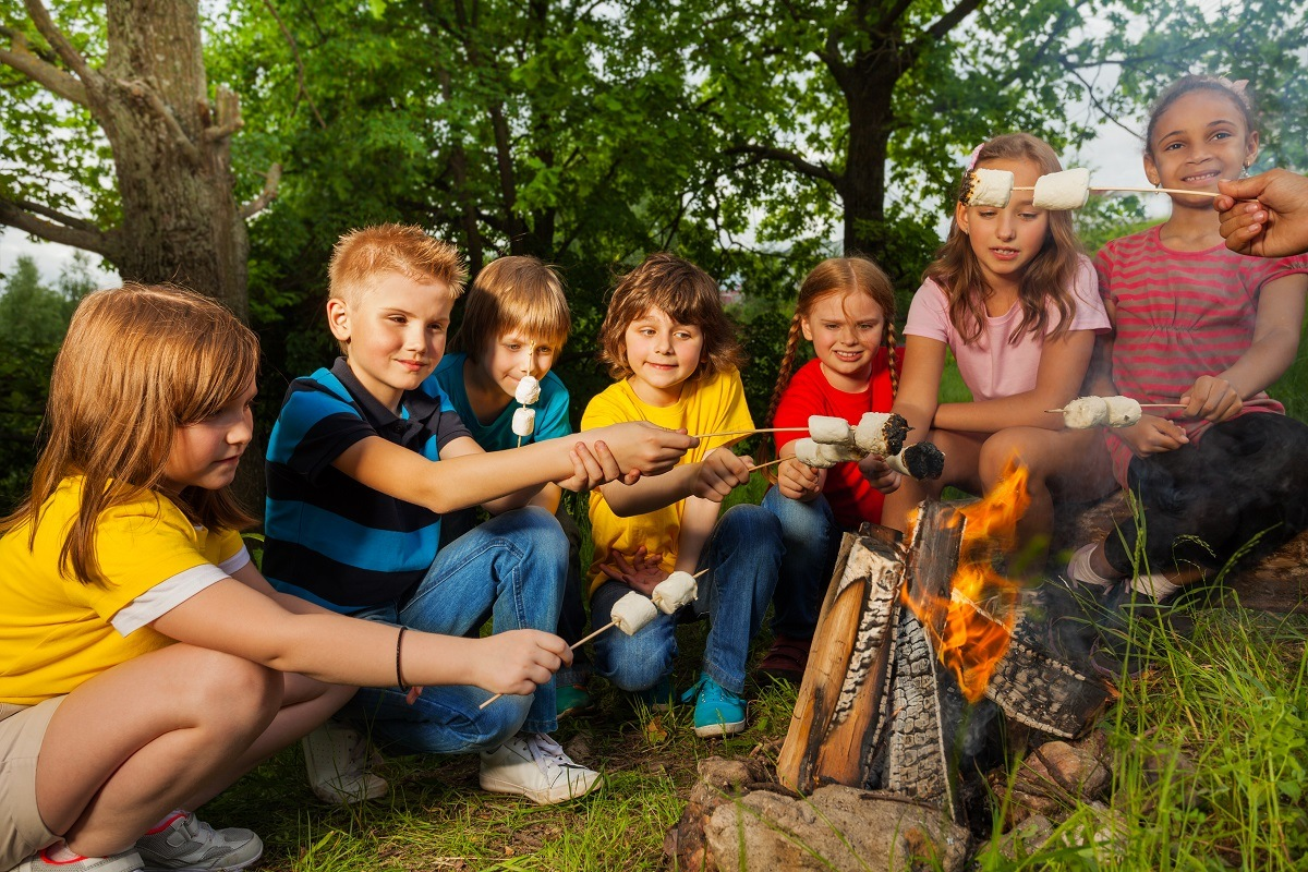 Top 10 Summer Camping Tips for Children in the USA