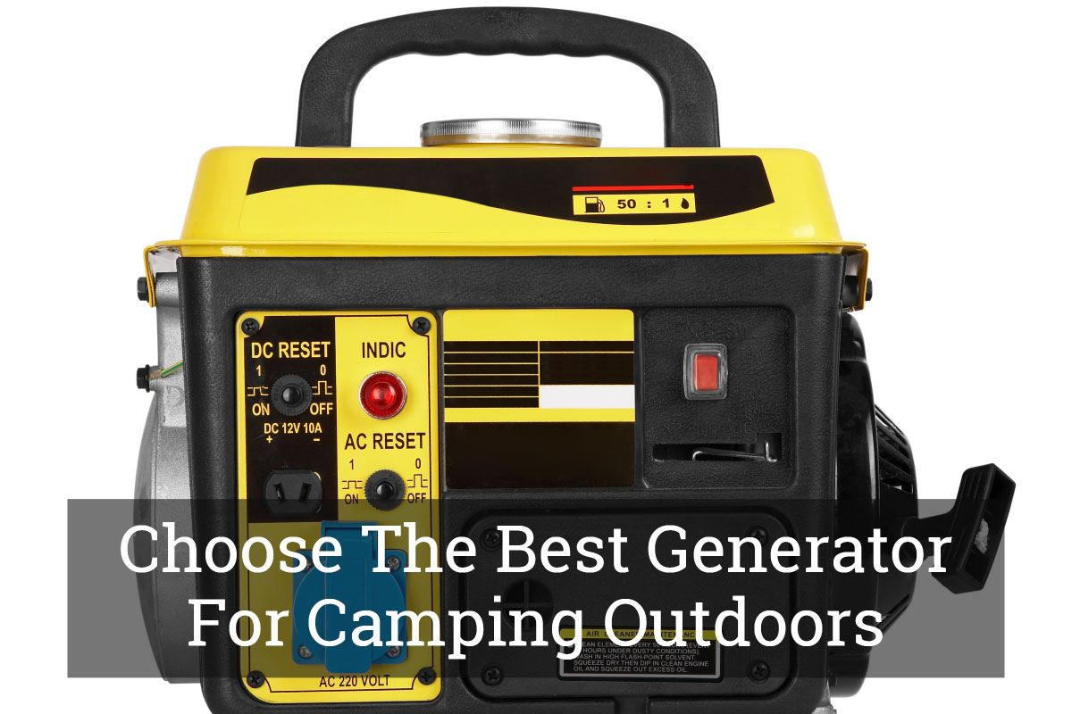 Best-Generator-For-Camping