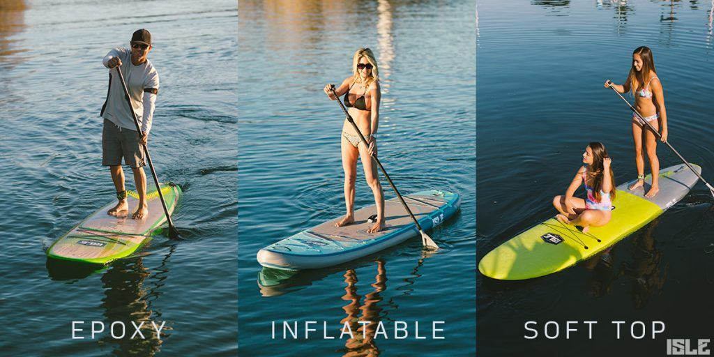 solid or inflatable