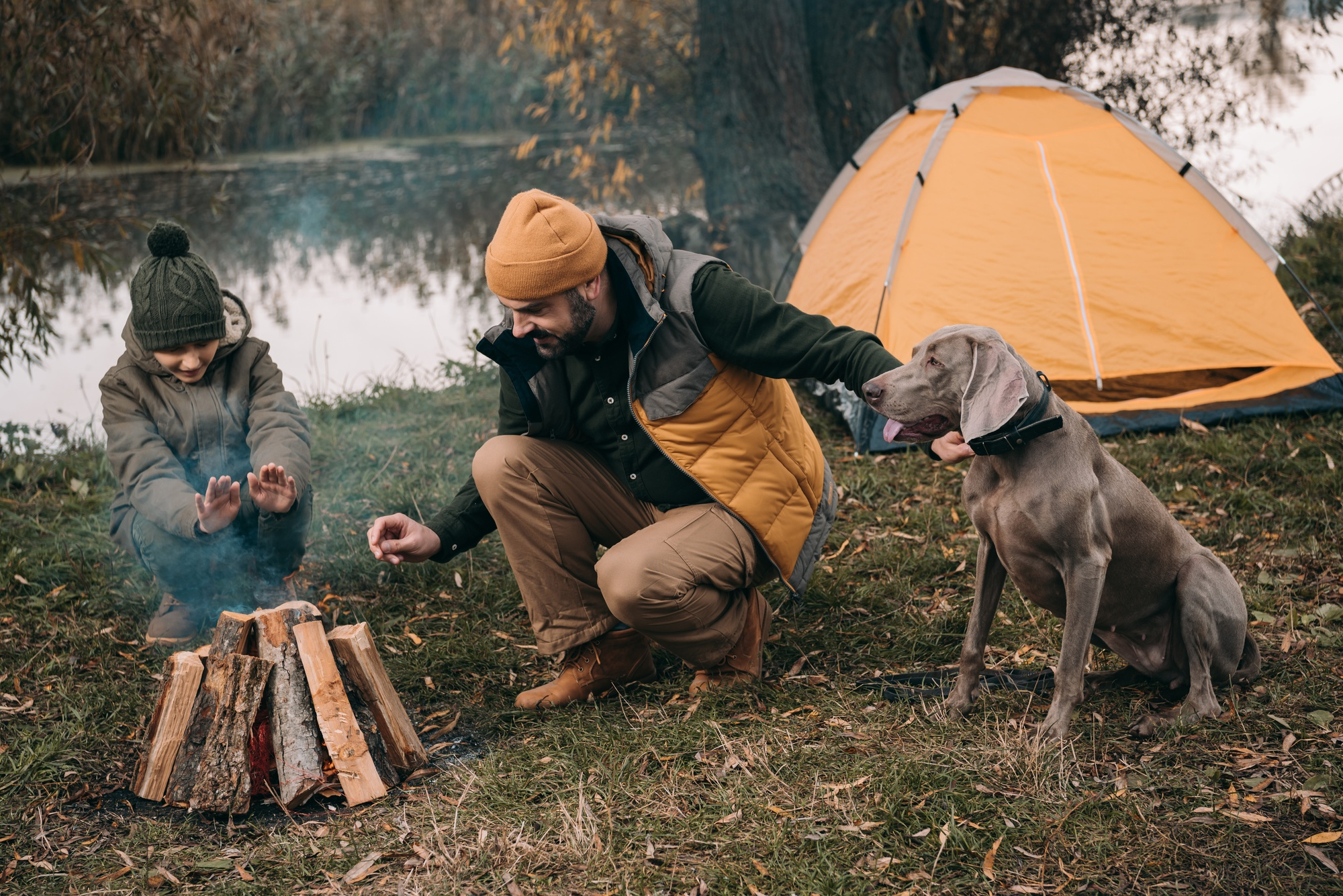 Into the Wilderness With A Springbar Tent For Adventures