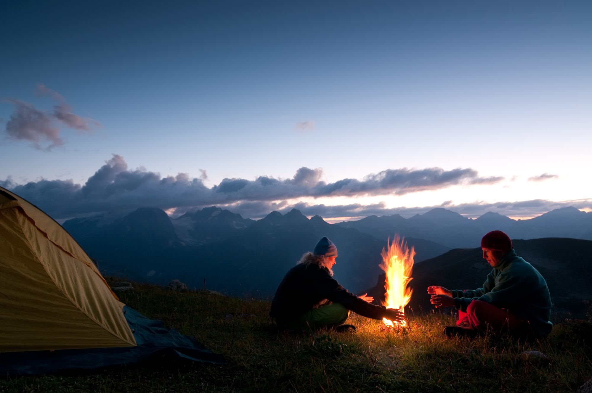 50 Camping Hacks That Makes Your Outdoor Life Easy