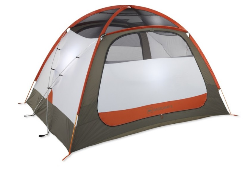 REI Base Camp 6 Tent; rei base camp 6