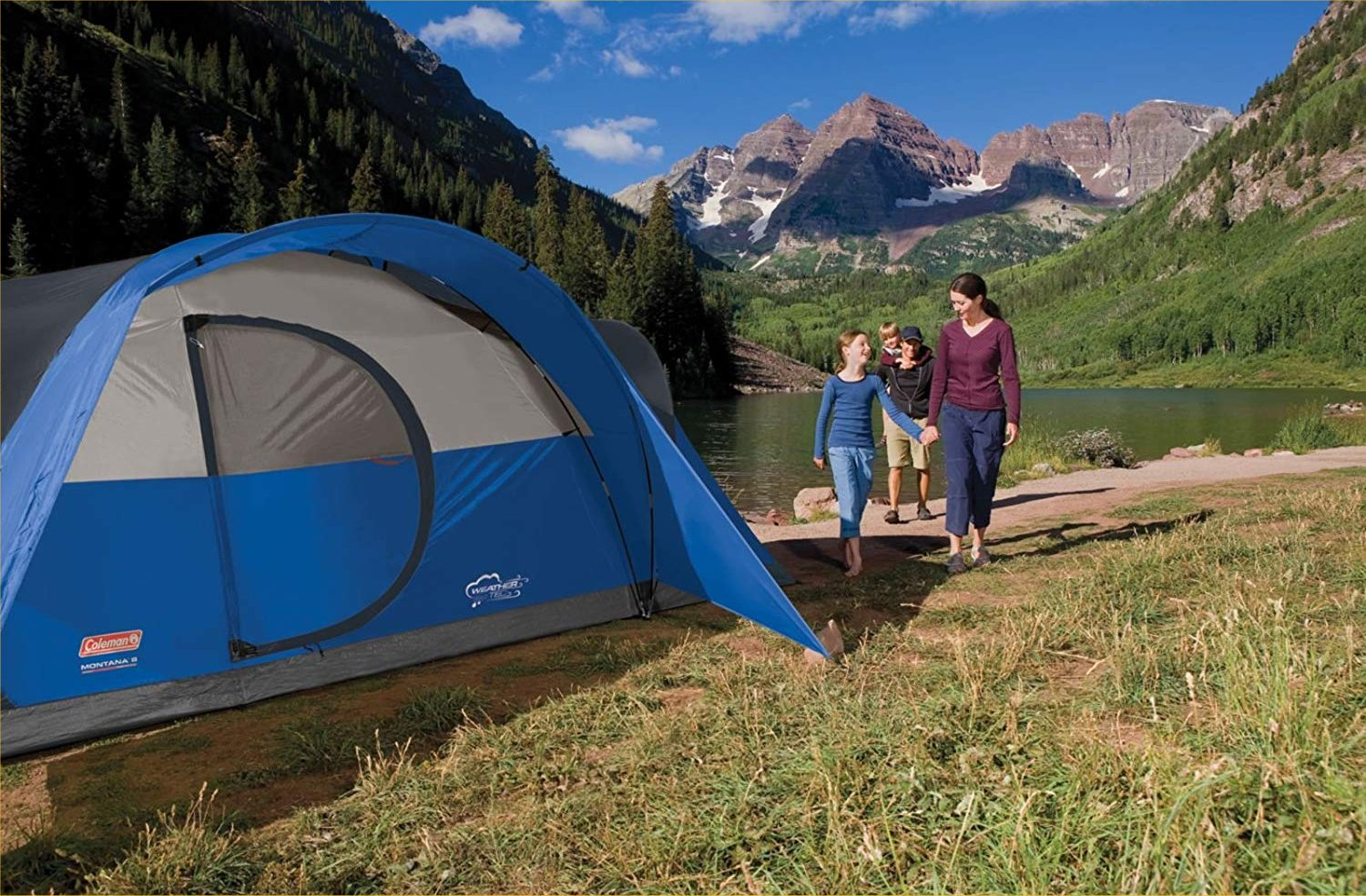 Coleman Montana 8-Person Tent Review: The Best Family Tent Buy?