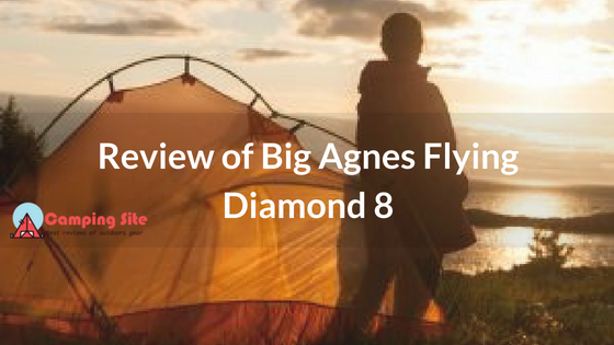 Review of Big Agnes Flying Diamond 8
