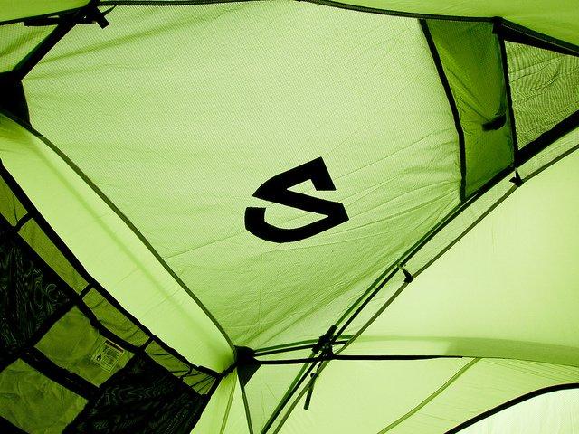 Ventilation Tent