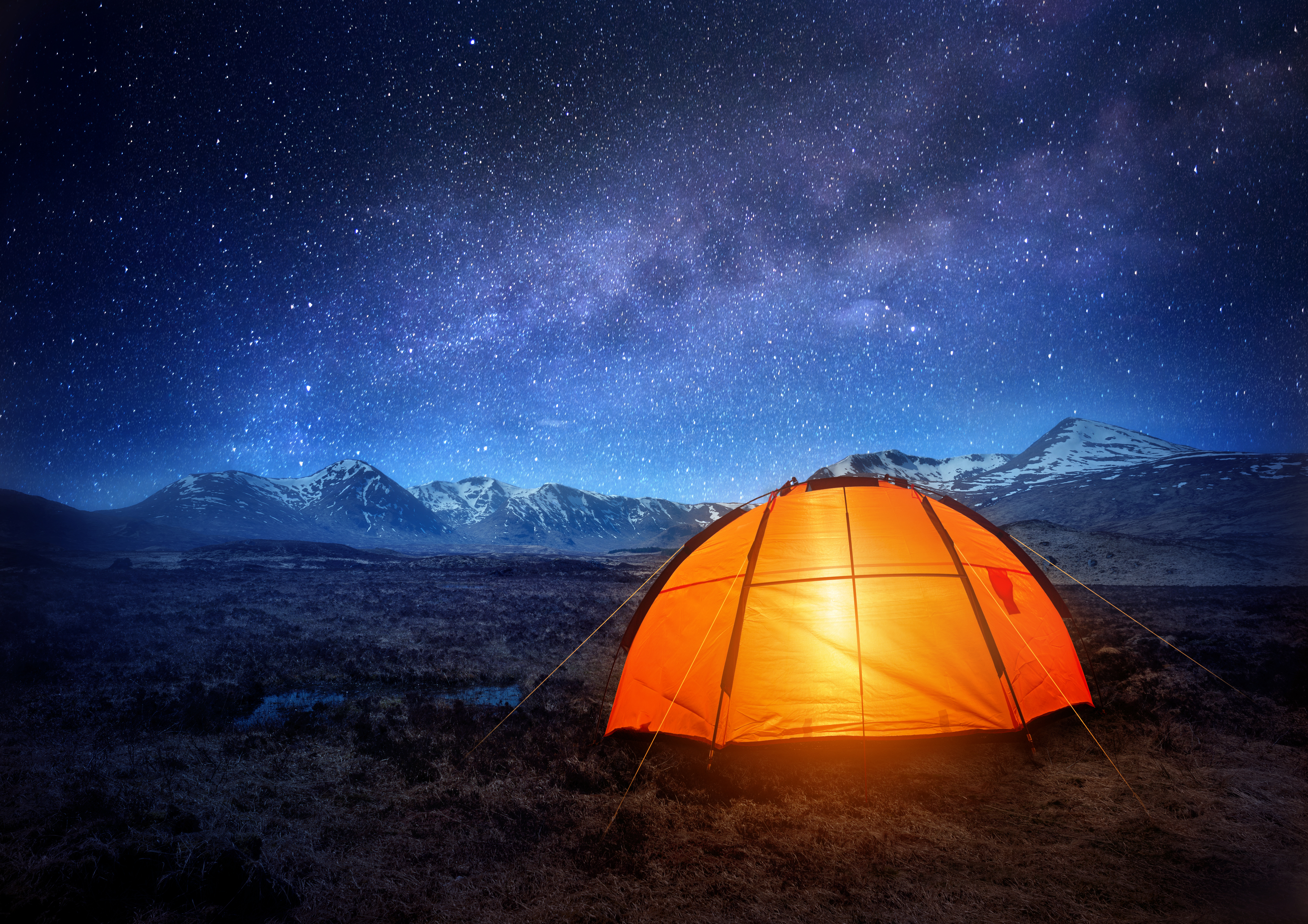 How to Camp in Remote Regions Safely