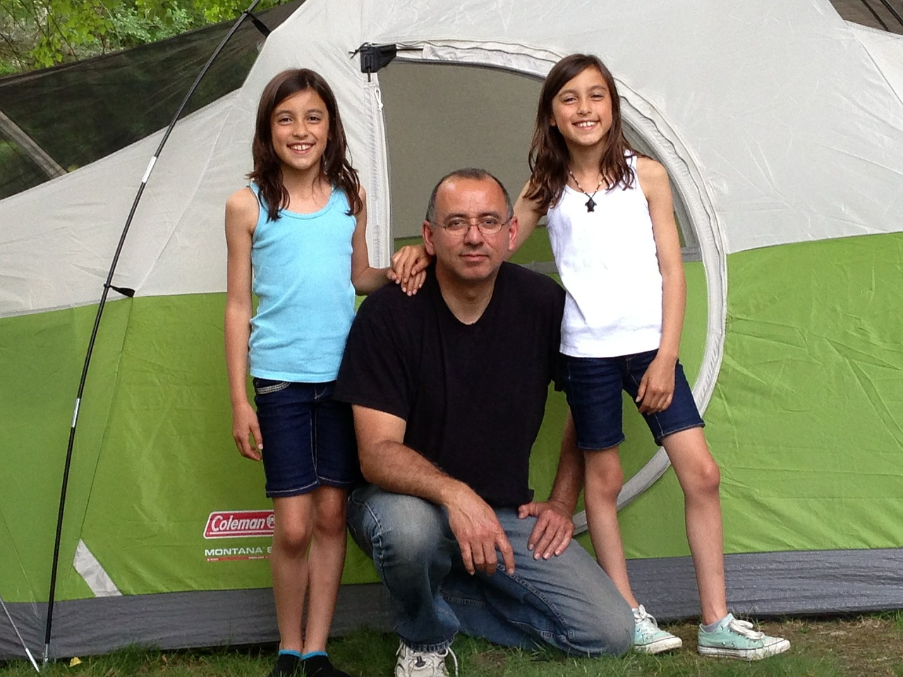 The best 8-person tent for large families will need room dividers for privacy