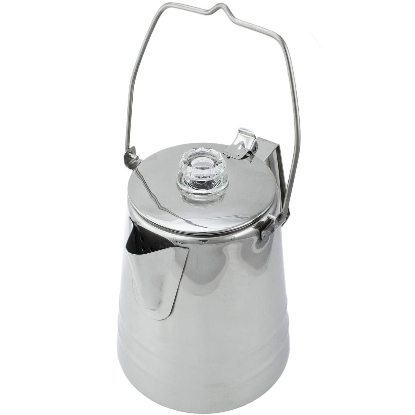 Coletti Butte Camping Coffee Pot