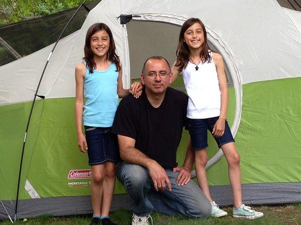 famliy tent